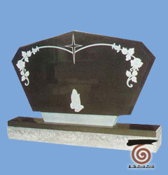 Wing Granite Marker Dogwoods Wing Monument Infinity